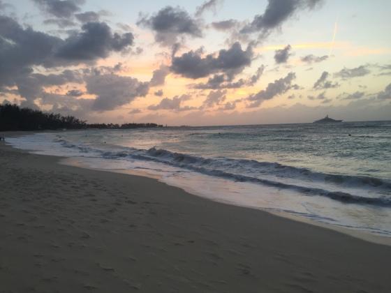 Bahamas Beach Sivananda