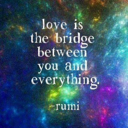 love rumi quote