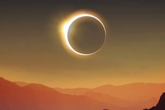 solar eclipse pretty